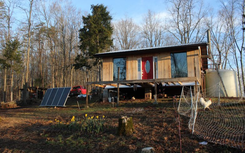 Lessons from Our First 3 Months Living Off Grid